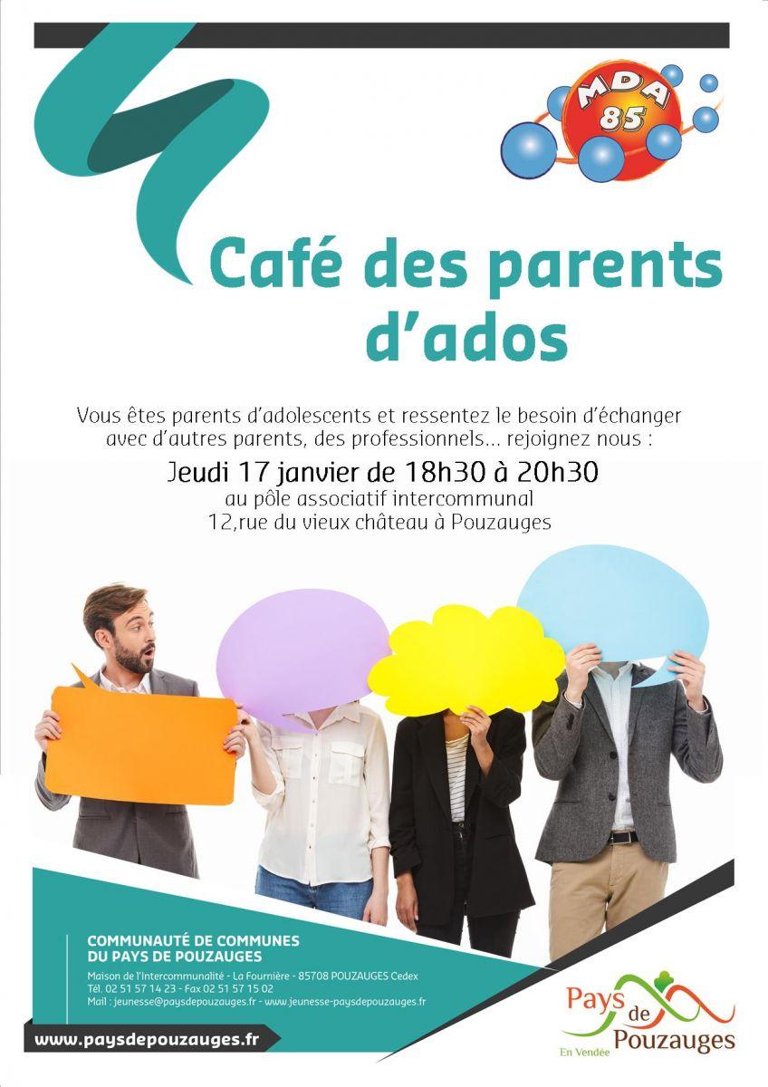 abe04be68f16 Café des parents d ado. Le jeudi 17 ...